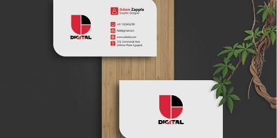 TND Simple Business Card Template