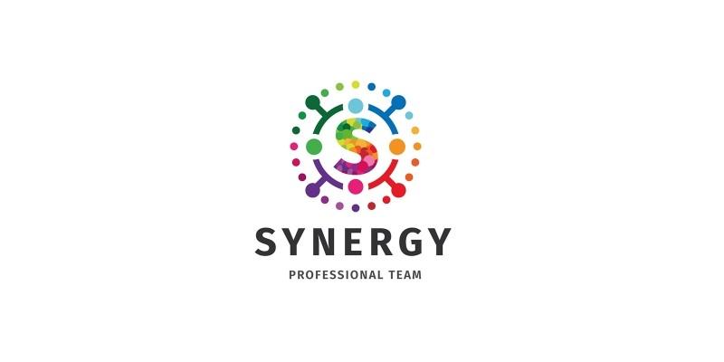 Synergy - Letter S Logo