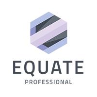 Equate - Letter E Logo