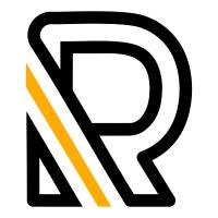 Cool Letter R Logo