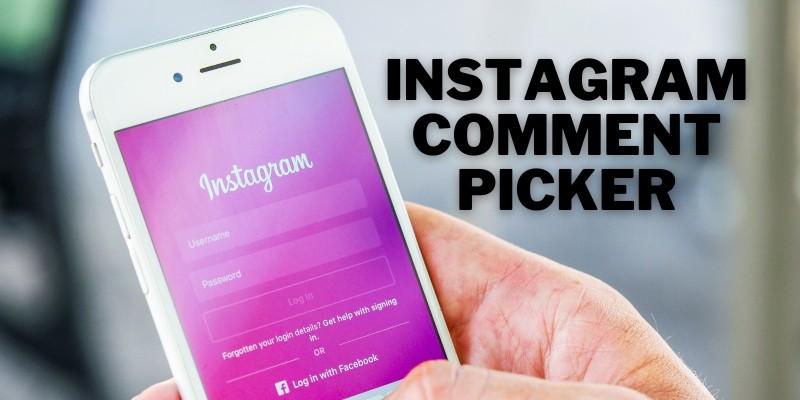 Instagram Comment Picker - PHP Script