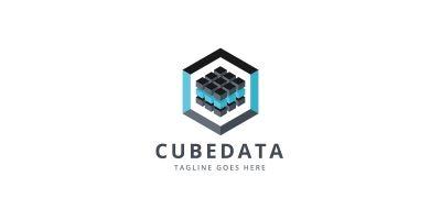 Cube Data Professional Logo