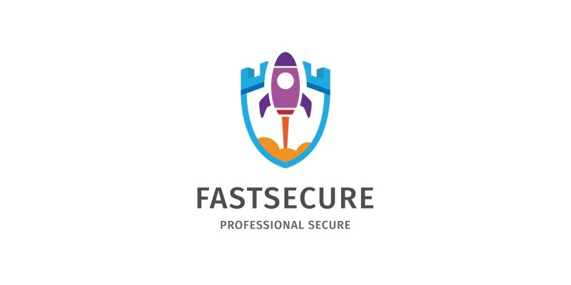 Fast Secure Logo