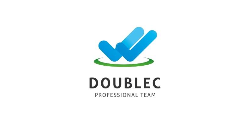 Double Team Logo