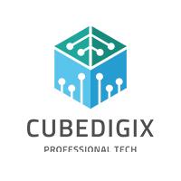 Digital Cube Logo