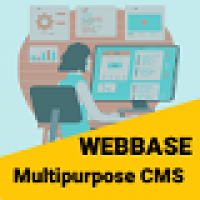 WebBase - Multipurpose CMS with Page Builder