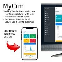 MyCRM - Simple CRM web Application