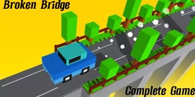 Broken Bridge Unity Game With Admob