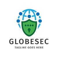 Global Security Professional Logo