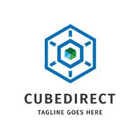 Cube Direction Logo