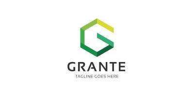 Letter G - Grante Logo