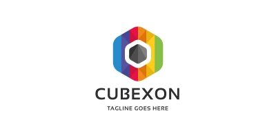 Cube Exon Logo