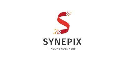 Letter S - Synergy Pro Logo