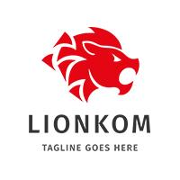 Lionkom Logo