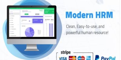 Modern HRM and Project Management Tool
