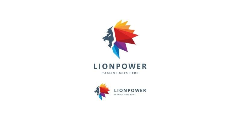 Lion Power Professional Logo