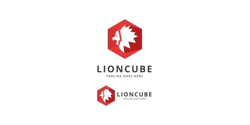 Lion Cube Pro Logo