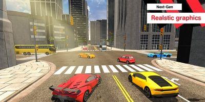 City Car Driving Simulator Unity