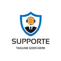 Support Professional Logo