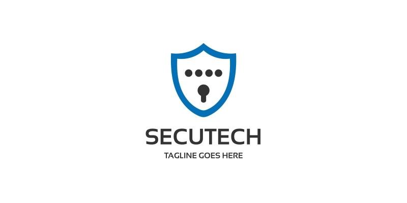 Security Tech Logo