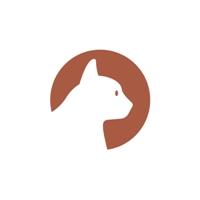 Cat Logo Template Vector