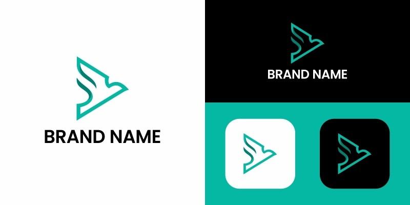 Bird Logo Design Template