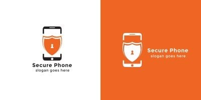 Secure Phone Logo