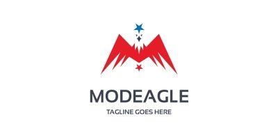 Letter M - Modeagle Logo