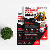 Business Promotion Flyer Template