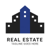 Real Estate or  Construction Company Logo Template