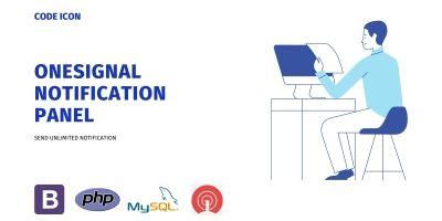 OneSignal Push Notification Panel