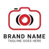 Photographer or Studio Logo Template