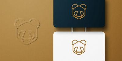 Panda Creative Logo Design