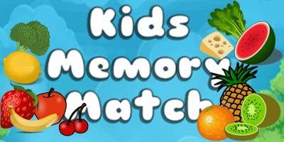 Kids Memory Match - Unity Source Code