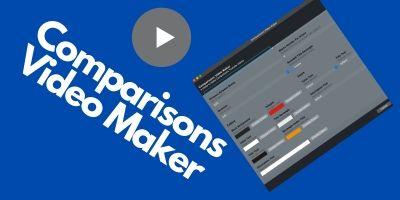 Comparisons Video Maker Python
