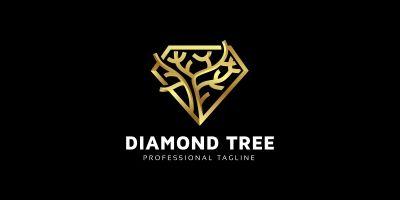 Diamond Tree Logo