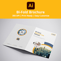 Bi-Fold Company Brochure