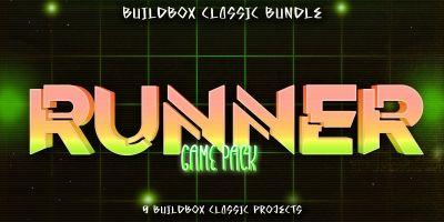 Hobiron 9 Buildbox Runner Game Pack