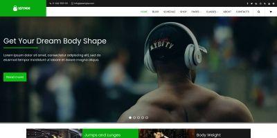 tGymm - WordPress Themes