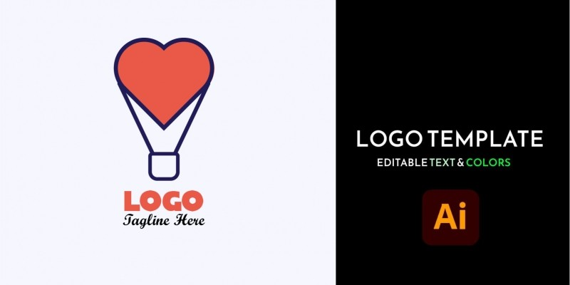 Travel Logo Design Template