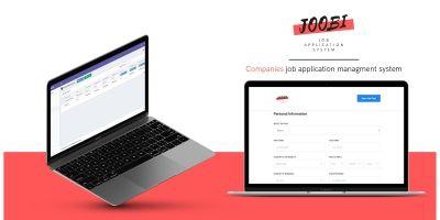 Joobi - Job Application Management System
