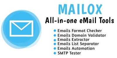 Mailox - All-in-one eMail Tools C#