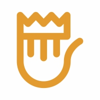 Hand Crown Logo