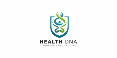 Health DNA Logo