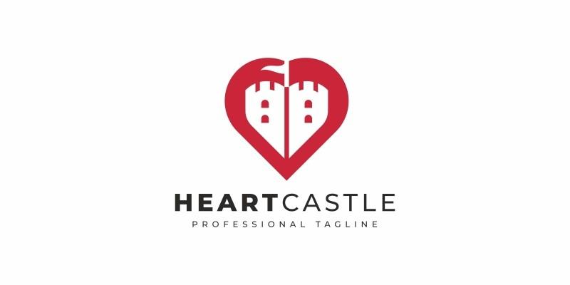 Heart Castle Logo