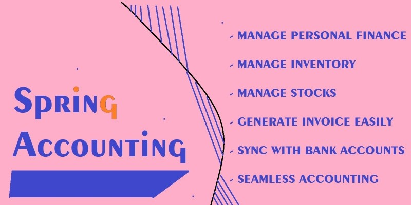 Spring Accounting - PHP Script