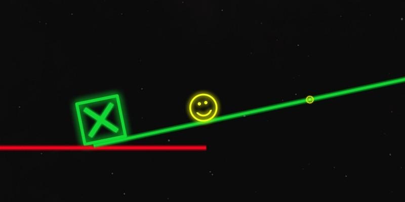 Neon Yellow Ball With AdMob - Unity Source Code