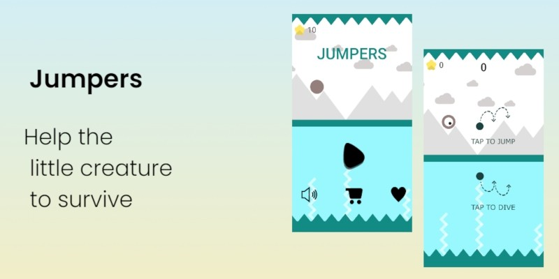 Jumpers - Complete Unity Game