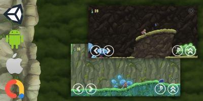 Dziro Adventures - Unity Game with Admob