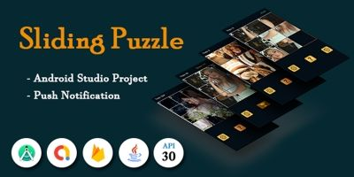 Slide Puzzles - Android Source Code